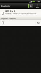 HTC One S - Bluetooth - Collegamento dei dispositivi - Fase 9