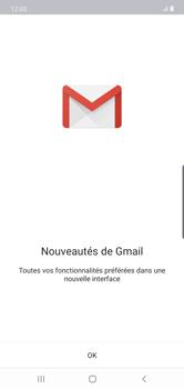 Samsung Galaxy Note10 Plus - E-mail - Configuration manuelle (yahoo) - Étape 6