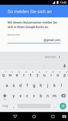 Motorola Moto G 3rd Gen. (2015) - Apps - Konto anlegen und einrichten - Schritt 7