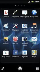 Sony MT27i Xperia Sola - Internet - Configuration manuelle - Étape 3