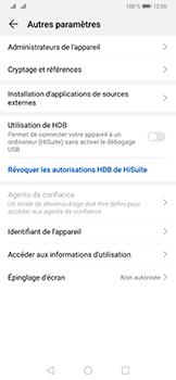 Huawei P30 Pro - Prise en main - Comment activer un code SIM - Étape 5