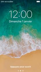 Apple iPhone 5s - iOS 11 - Téléphone mobile - Comment effectuer une réinitialisation logicielle - Étape 4
