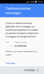 Samsung Galaxy J1 (2016) (J120) - Applicaties - Account aanmaken - Stap 14