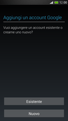 HTC One Mini - Applicazioni - Configurazione del negozio applicazioni - Fase 4