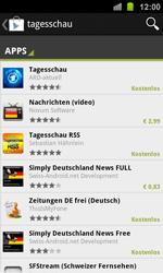 Samsung Galaxy Ace 2 - Apps - Herunterladen - 6 / 22