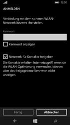 Microsoft Lumia 535 - WLAN - Manuelle Konfiguration - Schritt 7