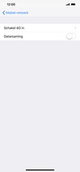 Apple iPhone XR - Internet - Dataroaming uitschakelen - Stap 6