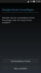Samsung Galaxy S III Neo - Apps - Konto anlegen und einrichten - 4 / 22