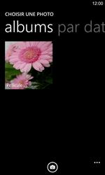 Nokia Lumia 925 - MMS - Envoi d