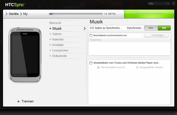 HTC One A9 - Software - Sicherungskopie Ihrer Daten erstellen - Schritt 7