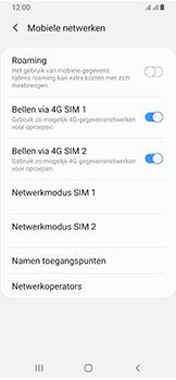 Samsung Galaxy A40 - Netwerk - Handmatig een netwerk selecteren - Stap 6