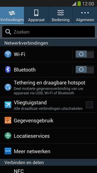Samsung N9005 Galaxy Note III LTE - bluetooth - aanzetten - stap 4