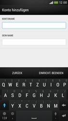 HTC Desire 601 - E-Mail - Konto einrichten - Schritt 20