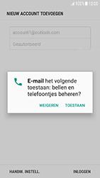 Samsung Galaxy J3 (2017) - E-mail - Handmatig instellen (outlook) - Stap 9
