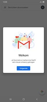 Samsung Galaxy A50 - E-mail - e-mail instellen (gmail) - Stap 14