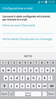 Samsung Galaxy Note 4 - E-mail - 032c. Email wizard - Outlook - Fase 9