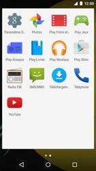 Motorola Moto E (1st Gen) (Lollipop) - Contact, Appels, SMS/MMS - Envoyer un SMS - Étape 3