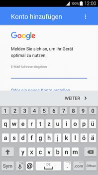 Samsung N910F Galaxy Note 4 - E-Mail - Konto einrichten (gmail) - Schritt 9