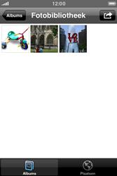 Apple iPhone 4 - MMS - afbeeldingen verzenden - Stap 9