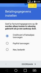 LG K4 (2017) (M160) - Applicaties - Account aanmaken - Stap 17