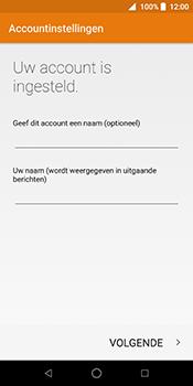 ZTE Blade V9 - E-mail - Handmatig instellen (yahoo) - Stap 14