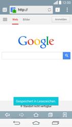 LG G3 - Internet und Datenroaming - Verwenden des Internets - Schritt 9