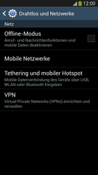 Samsung Galaxy S4 LTE - Internet - Apn-Einstellungen - 1 / 1