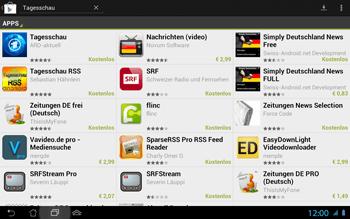 Asus Padfone 2 - Apps - Herunterladen - Schritt 8