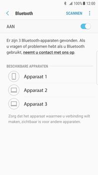 Samsung Galaxy S7 Edge - Android Oreo - Bluetooth - headset, carkit verbinding - Stap 7