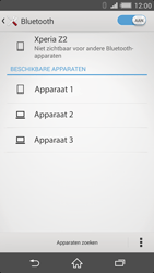 Sony D6503 Xperia Z2 - bluetooth - aanzetten - stap 6