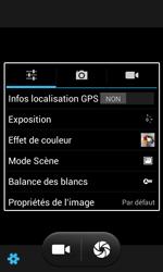 Bouygues Telecom Bs 402 - Photos, vidéos, musique - Prendre une photo - Étape 7