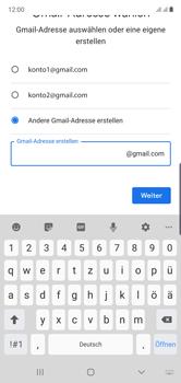 Samsung Galaxy Note 10 - Apps - Einrichten des App Stores - Schritt 12