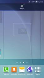Samsung Galaxy S6 - Startanleitung - Installieren von Widgets und Apps auf der Startseite - Schritt 6