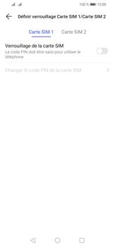 Huawei P30 Lite - Prise en main - Comment activer un code SIM - Étape 8