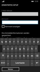 Nokia Lumia 930 - E-Mail - Manuelle Konfiguration - Schritt 9