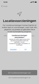 Apple iphone-xs-max-met-ios-13-model-a1921 - Instellingen aanpassen - Nieuw toestel instellen - Stap 29