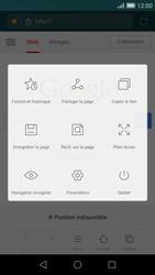 Huawei Ascend G7 - Internet - navigation sur Internet - Étape 7