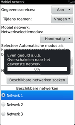 BlackBerry 9860 Torch - netwerk en bereik - gebruik in binnen- en buitenland - stap 9