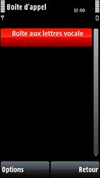 Nokia 5800 Xpress Music - Messagerie vocale - configuration manuelle - Étape 9