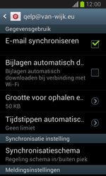 Samsung I9100 Galaxy S II - E-mail - Instellingen KPNMail controleren - Stap 8