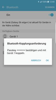 Samsung G928F Galaxy S6 edge+ - Android M - Bluetooth - Geräte koppeln - Schritt 9
