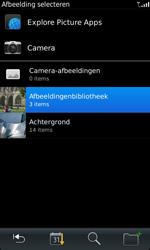 BlackBerry 9860 Torch - MMS - Afbeeldingen verzenden - Stap 10