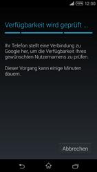 Sony Xperia T3 - Apps - Konto anlegen und einrichten - 9 / 22