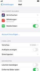 Apple iPhone 7 - iOS 14 - E-Mail - Manuelle Konfiguration - Schritt 4