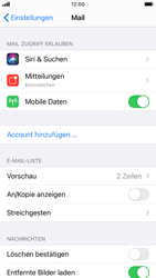 Apple iPhone 6s - iOS 14 - E-Mail - Manuelle Konfiguration - Schritt 4