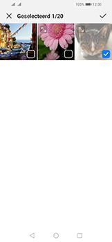 Huawei Y6 (2019) - E-mail - e-mail versturen - Stap 13