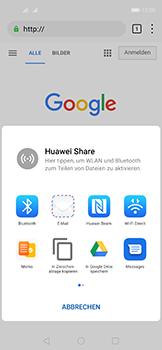 Huawei Nova 5T - Internet und Datenroaming - Verwenden des Internets - Schritt 23