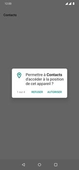 OnePlus 7 Pro - Contact, Appels, SMS/MMS - Ajouter un contact - Étape 9