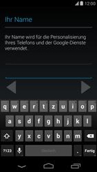 LG D821 Google Nexus 5 - Apps - Konto anlegen und einrichten - Schritt 6