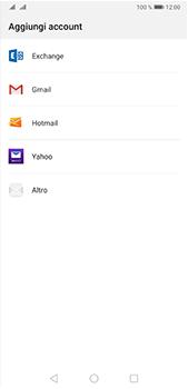Huawei P20 Pro - Android Pie - E-mail - configurazione manuale - Fase 4